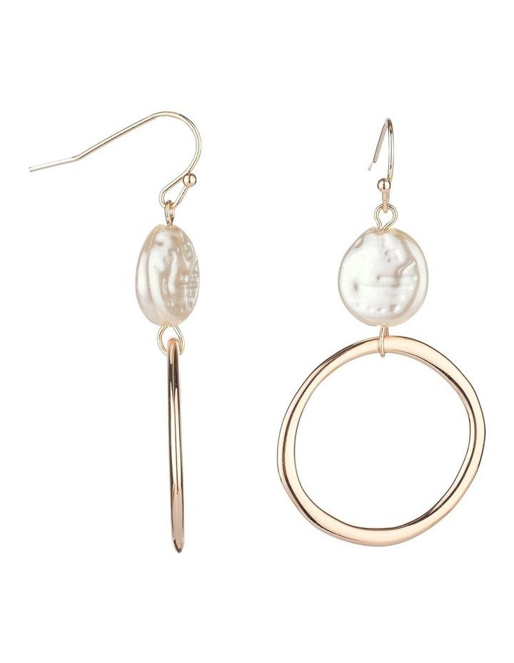 Drop Freshwater Pearl Earrings image 2