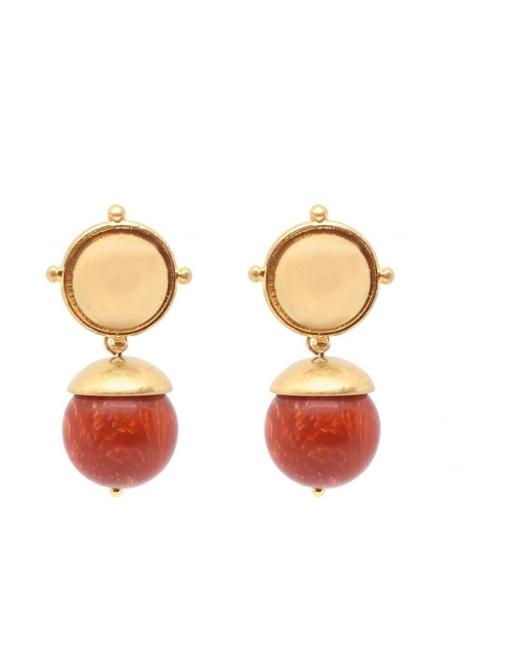 Mina Drop Earrings image 1