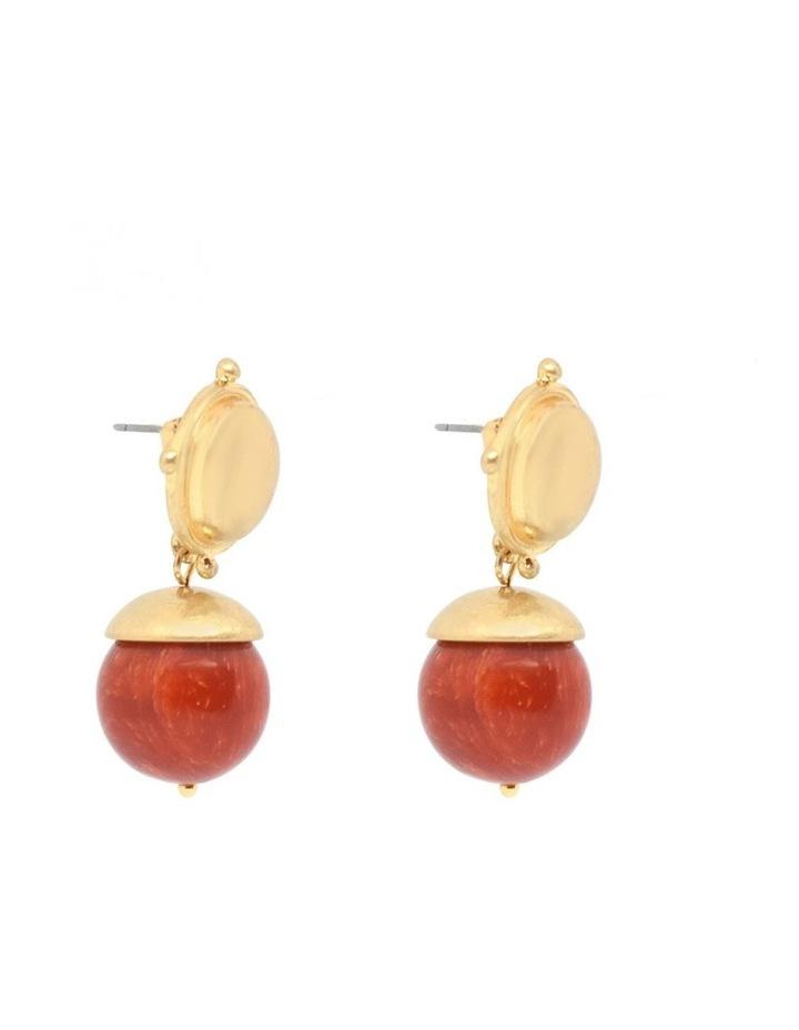 Mina Drop Earrings image 3
