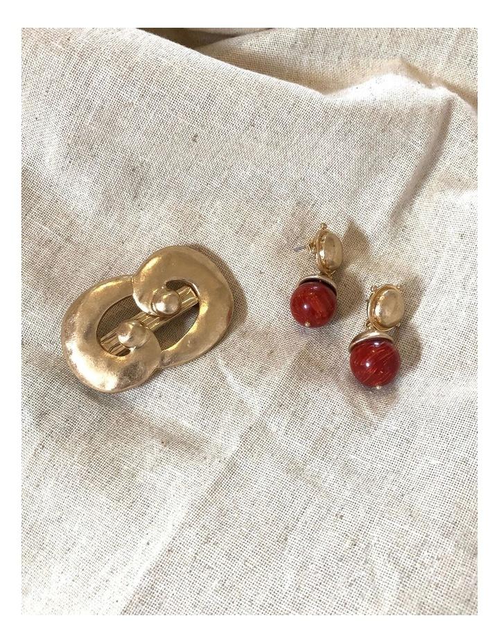 Mina Drop Earrings image 4
