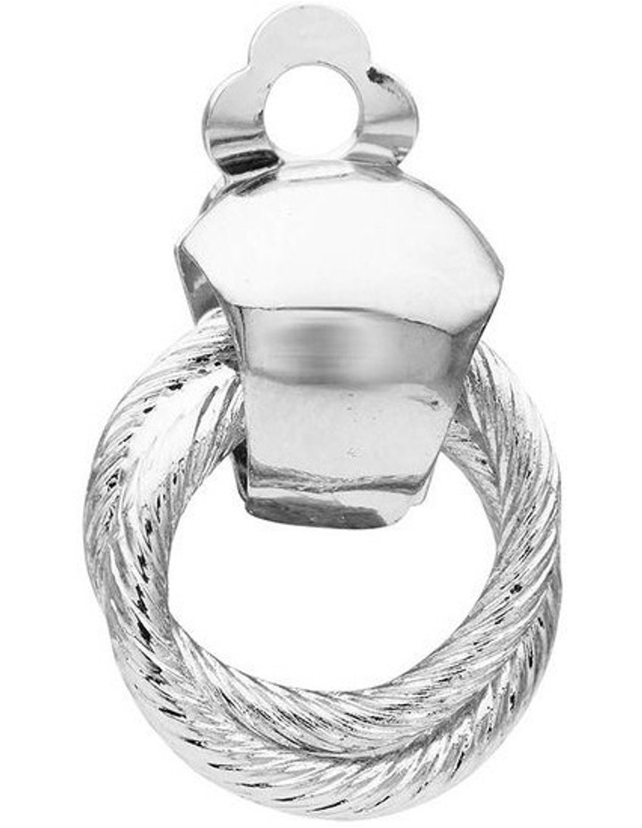 Linked Rings Earring image 3