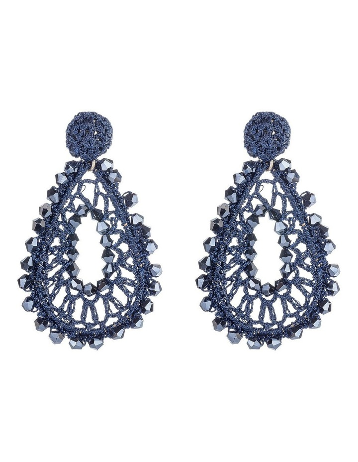 Crochet Earrings image 1