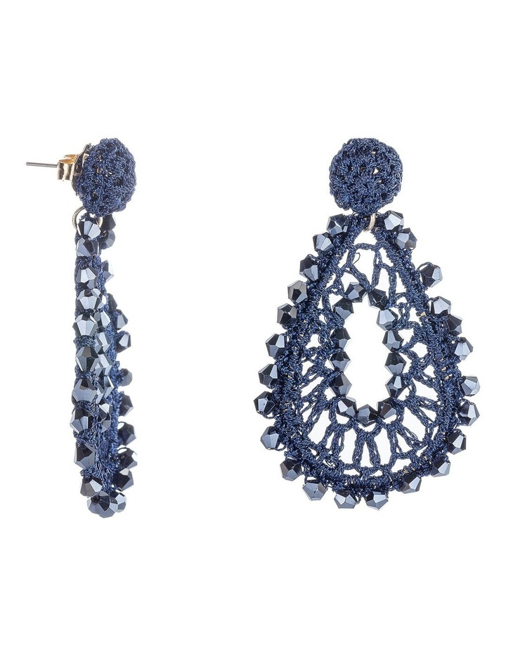Crochet Earrings image 2