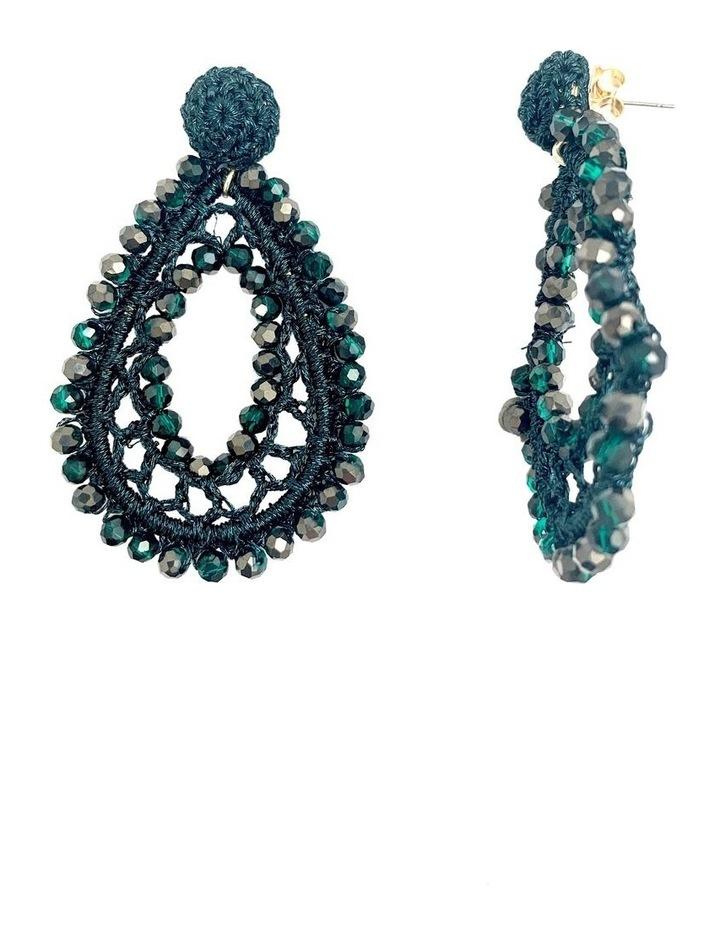 Crochet Earrings image 2