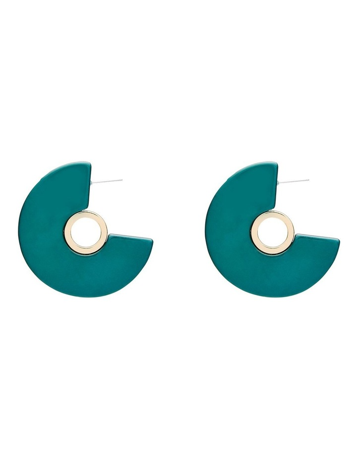 Bold & Chic Statement Earrings image 1