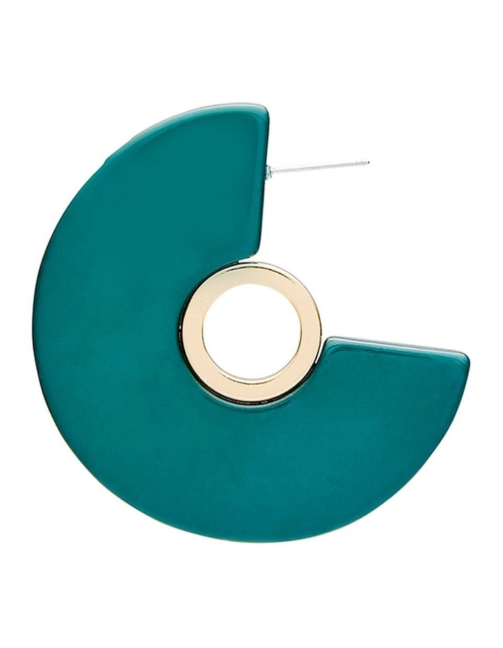 Bold & Chic Statement Earrings image 3