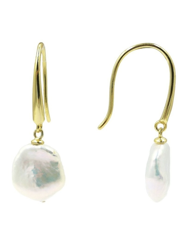Uniquely Baroque Pearl Earrings image 1