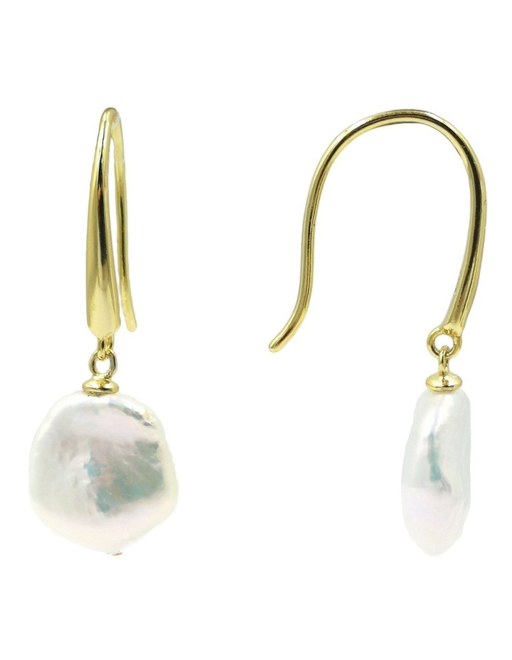 Uniquely Baroque Pearl Earrings image 2