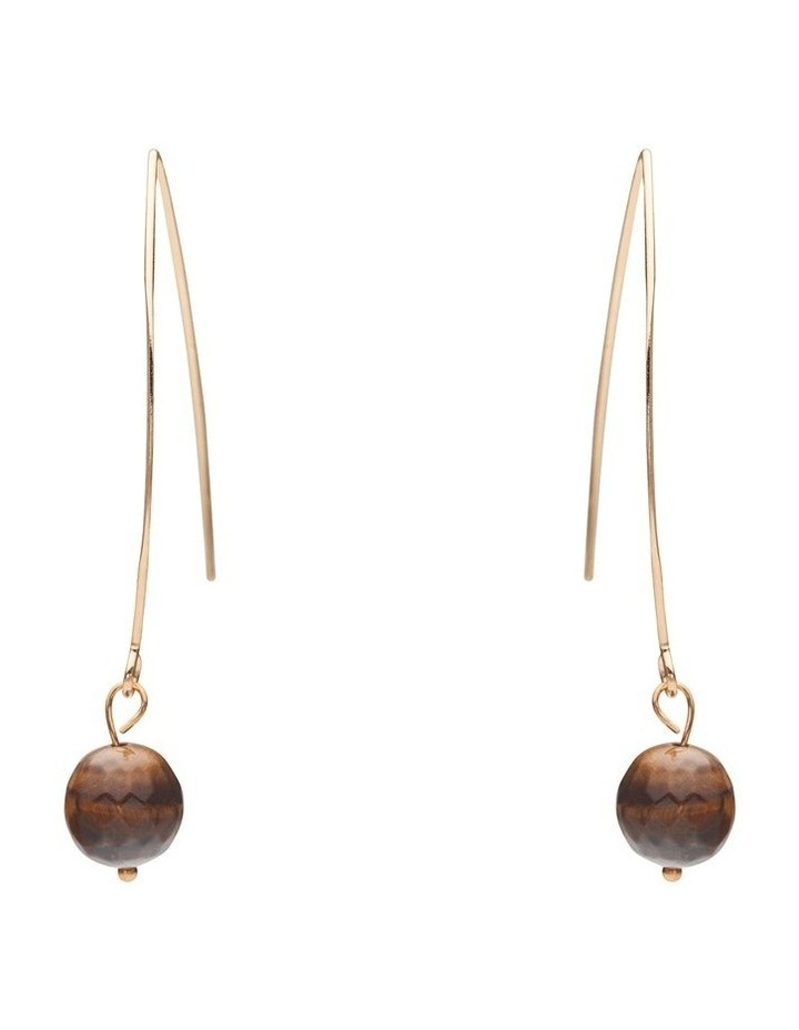 Stone Drop Earring image 1
