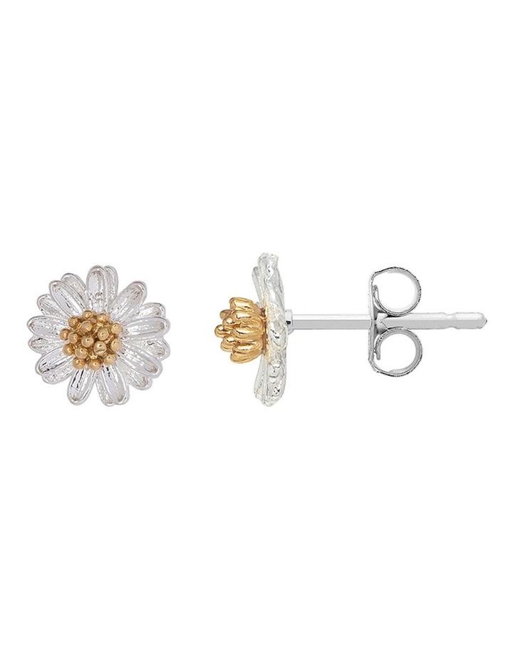 Mini Wildflower Earrings image 1