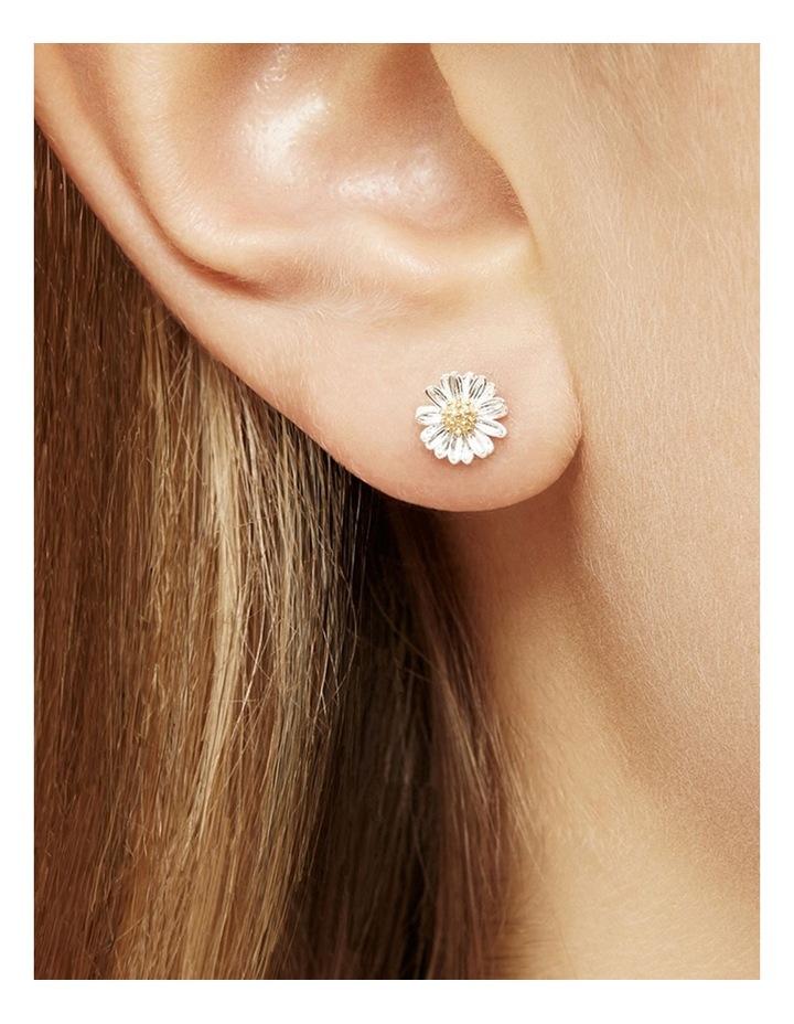 Mini Wildflower Earrings image 2
