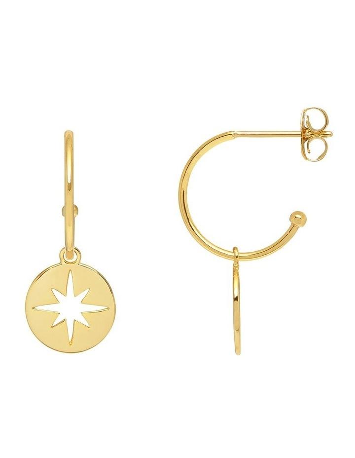 Starburst Drop Earrings image 1