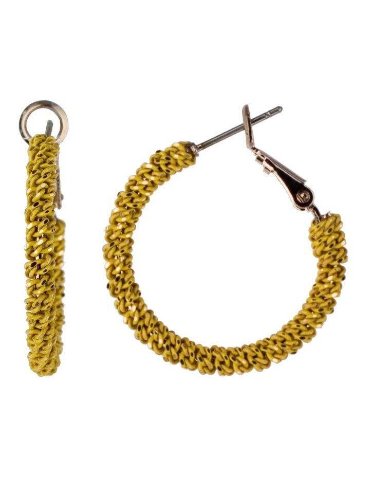 Chain Wrap Hoop image 1