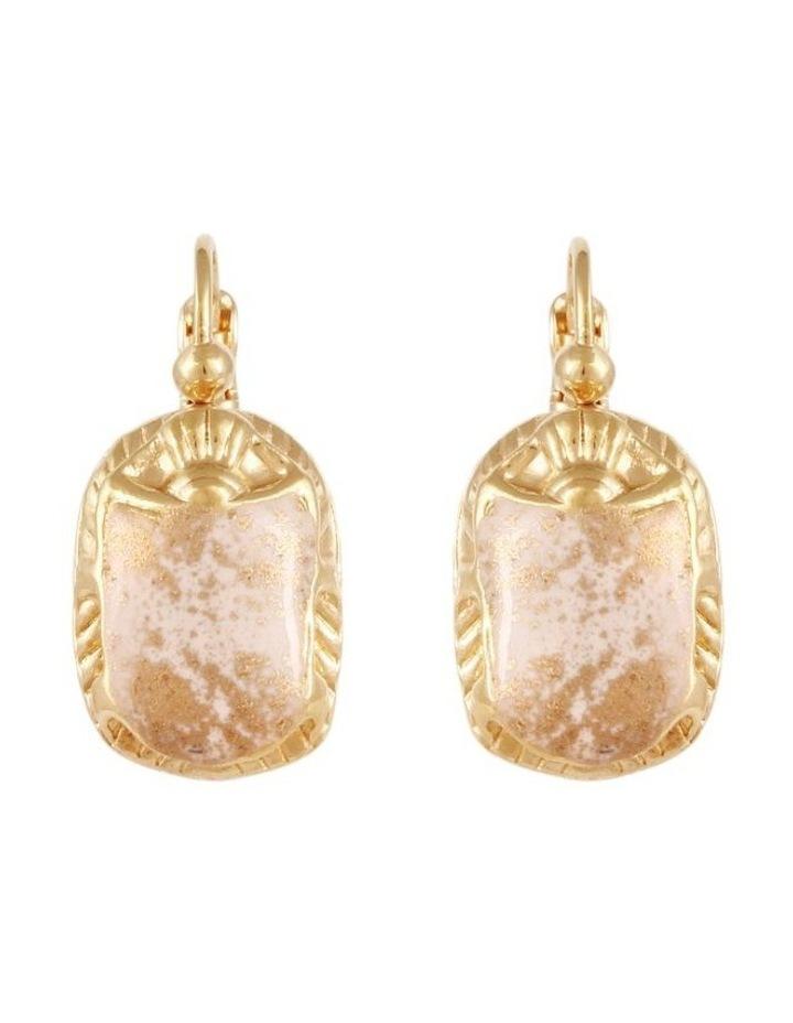 Scaramouche Blush Drop Earrings image 1
