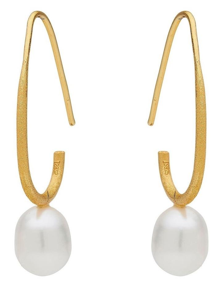 Folly Gold Drop Earrings image 2