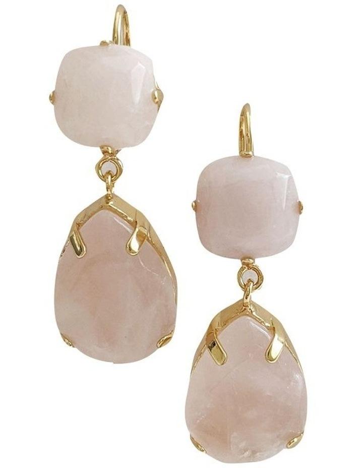 Stella Pink Earring image 1