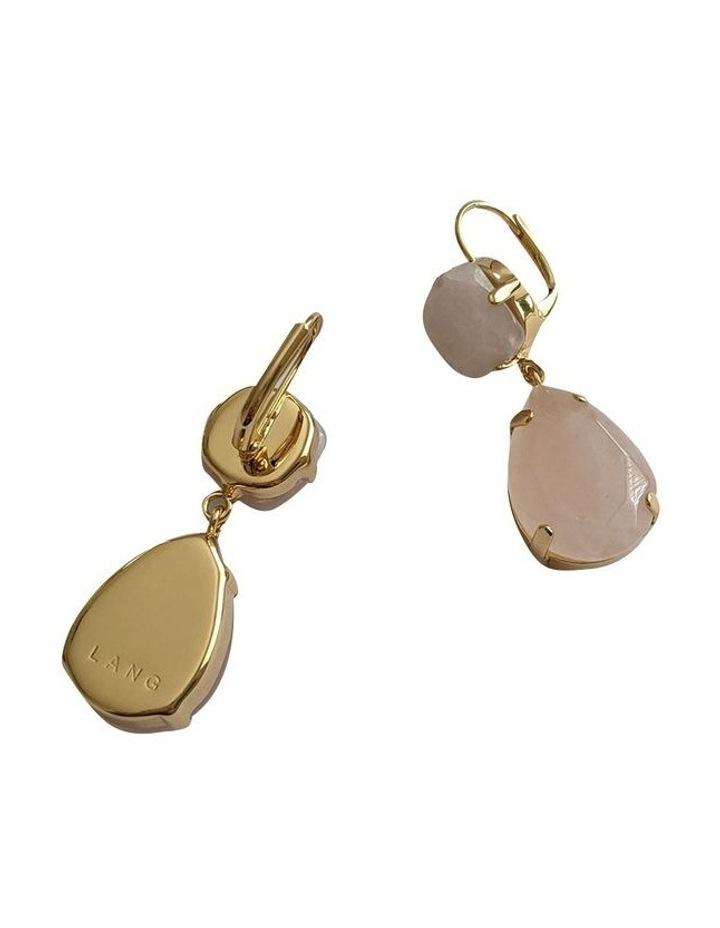 Stella Pink Earring image 2