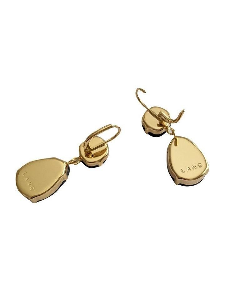 Stella Black Earring image 3