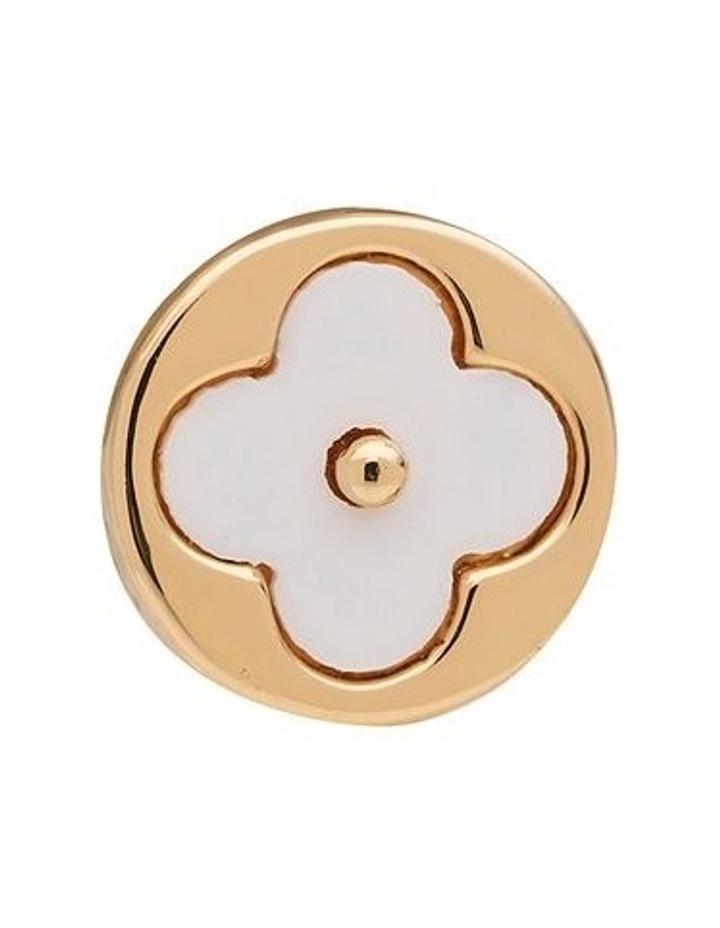 Floral Stud Earring image 3
