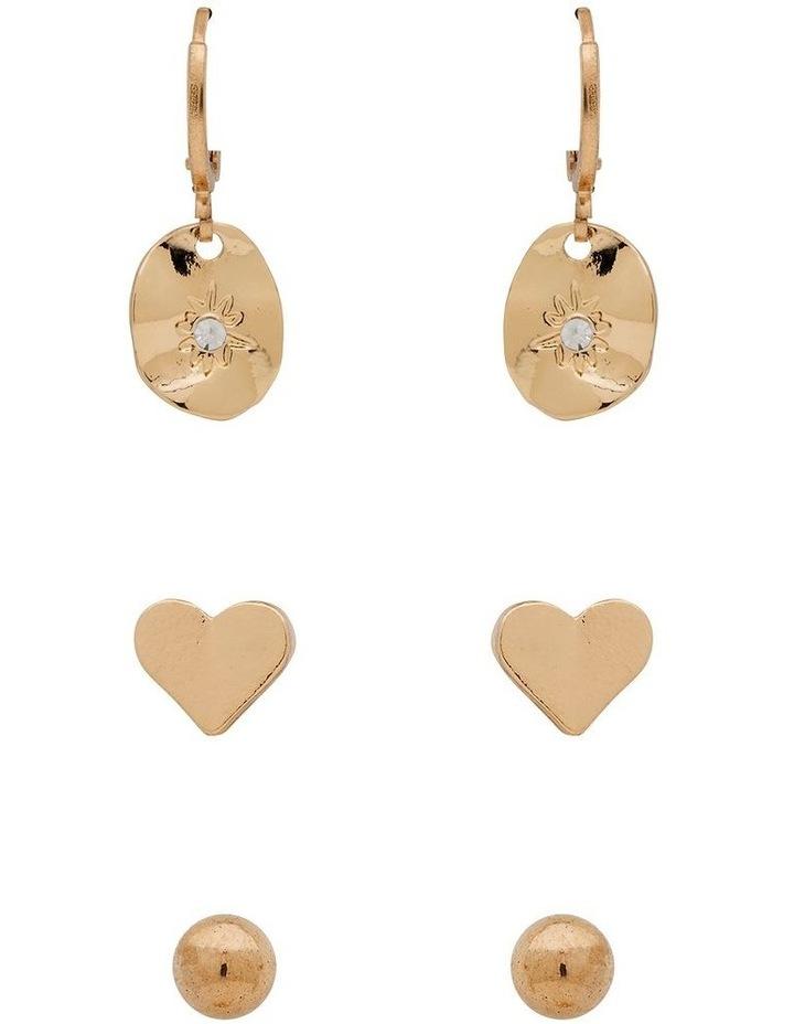 Heart & Charm Multi Pack Earring image 1