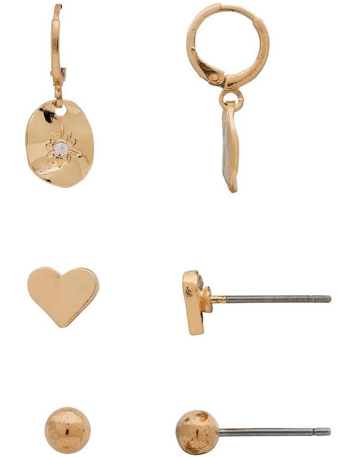 Heart & Charm Multi Pack Earring image 2