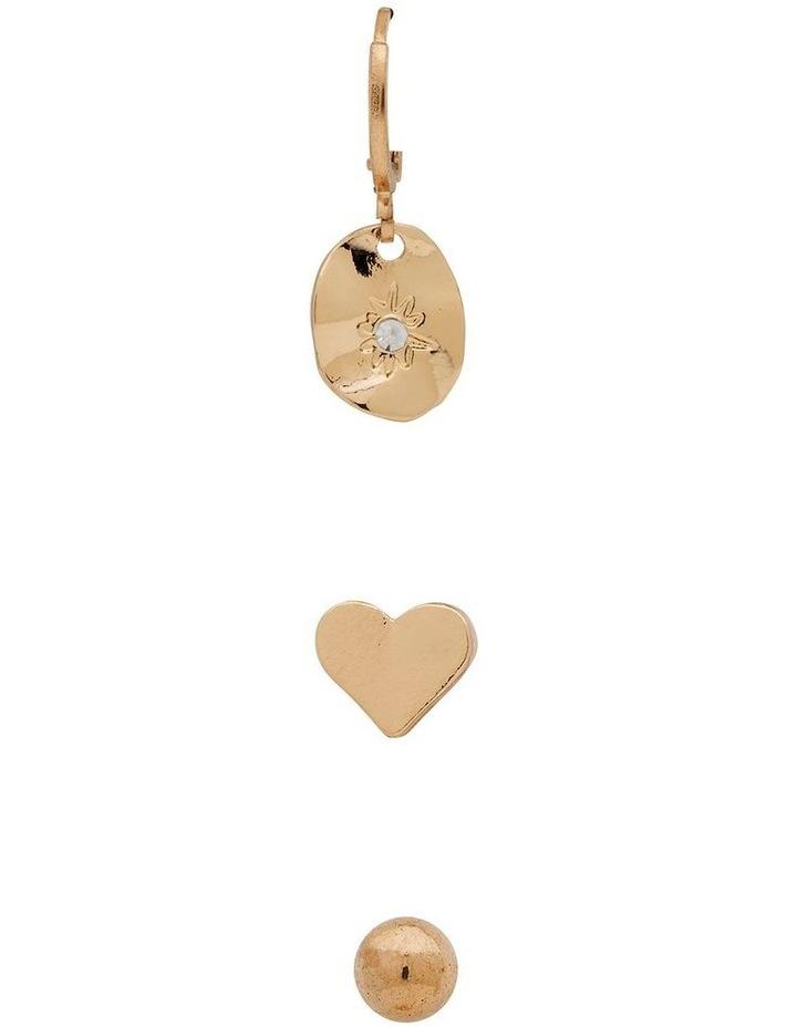 Heart & Charm Multi Pack Earring image 3