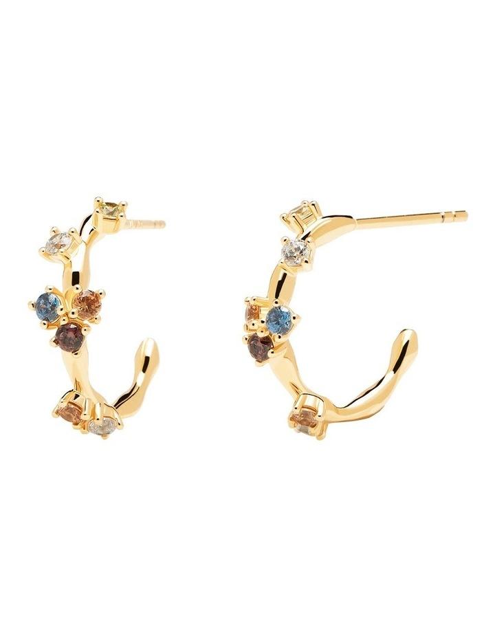 Five Gold Earrings image 1