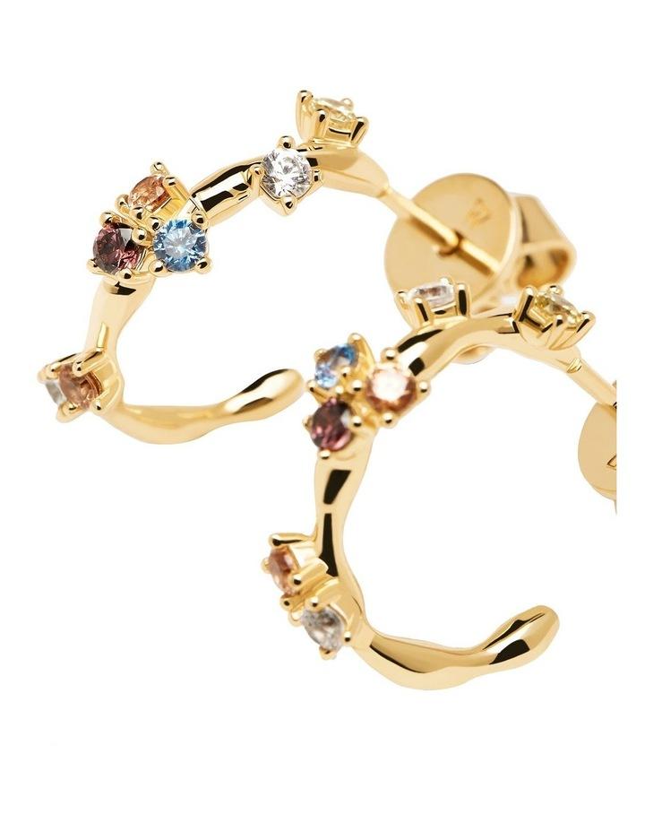 Five Gold Earrings image 2