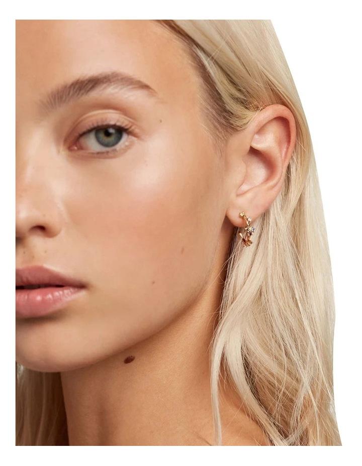 Five Gold Earrings image 3