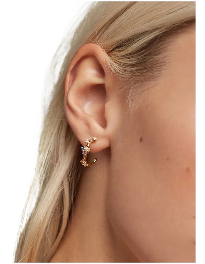 Five Gold Earrings image 4