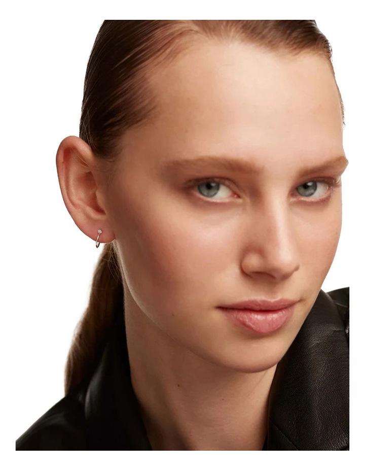 Kita Silver Earrings image 2