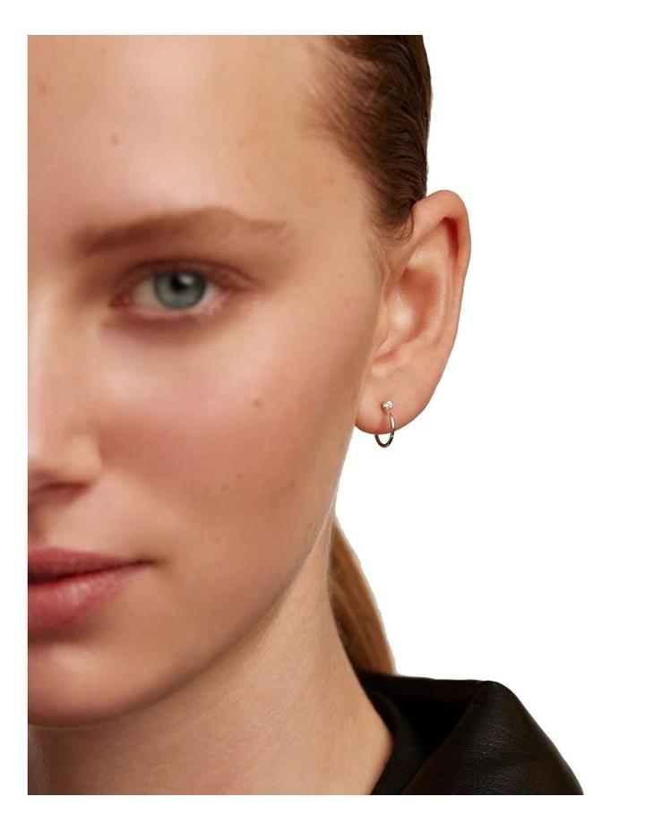 Kita Silver Earrings image 3
