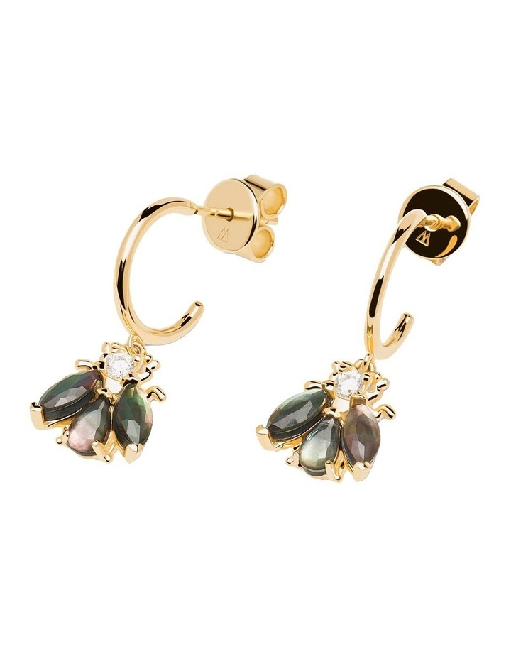Zaza 18ct Gold Plated Earrings image 2