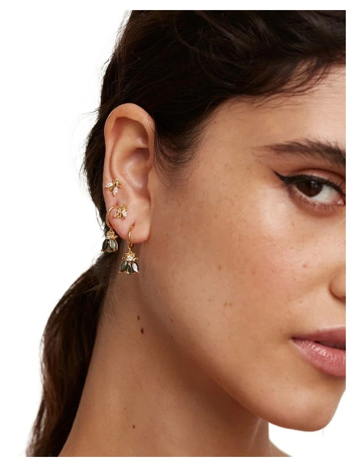 Zaza 18ct Gold Plated Earrings image 4
