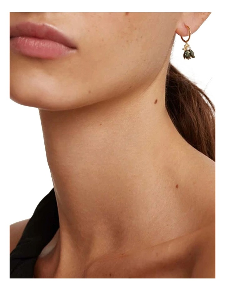 Zaza 18ct Gold Plated Earrings image 5
