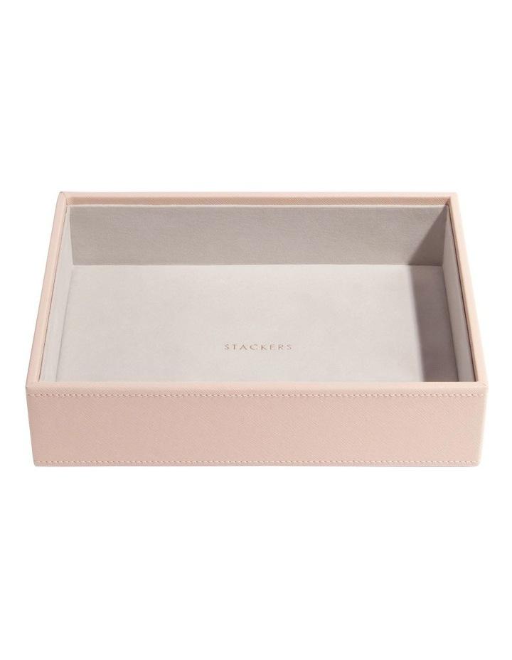 Classic Deep Chunky Layer Blush Jewellery Box image 1