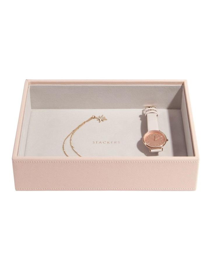 Classic Deep Chunky Layer Blush Jewellery Box image 2