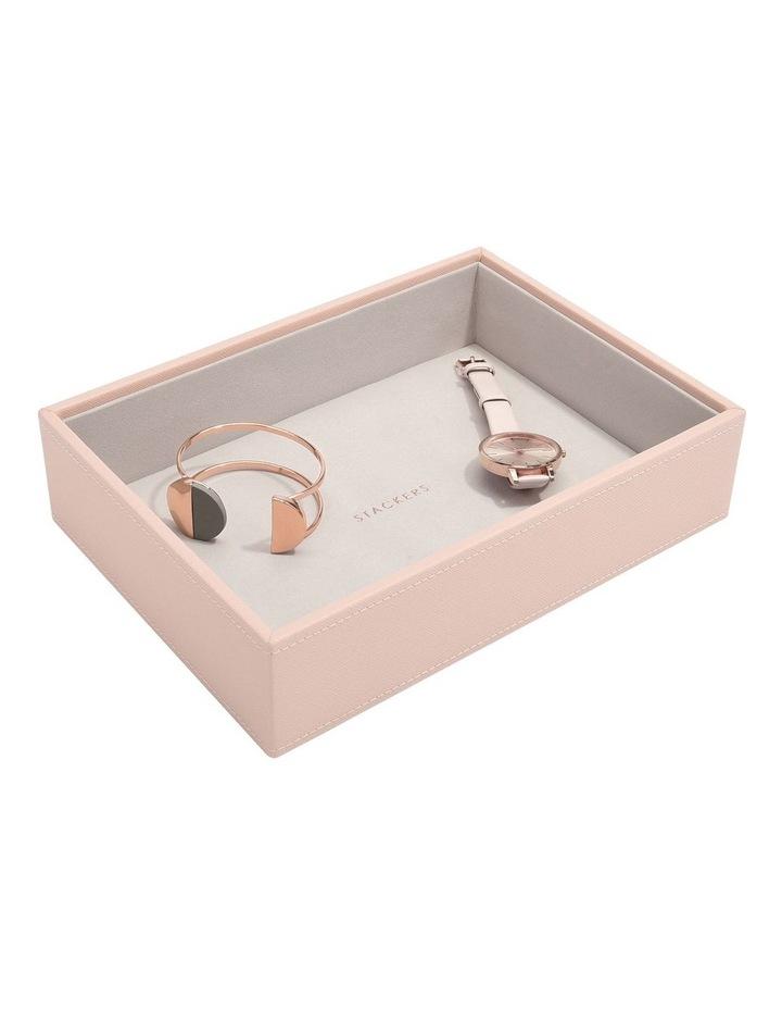 Classic Deep Chunky Layer Blush Jewellery Box image 3