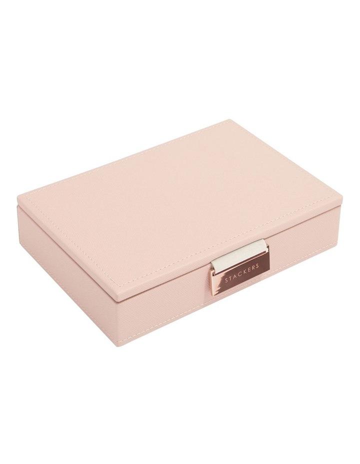 Mini Lid Blush Jewellery Box image 2