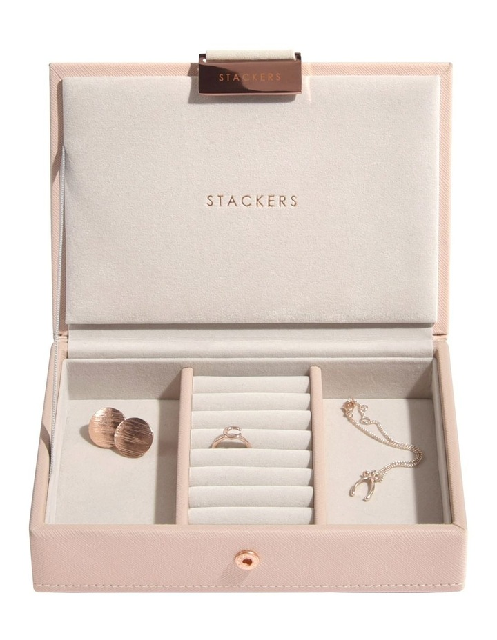 Mini Lid Blush Jewellery Box image 3