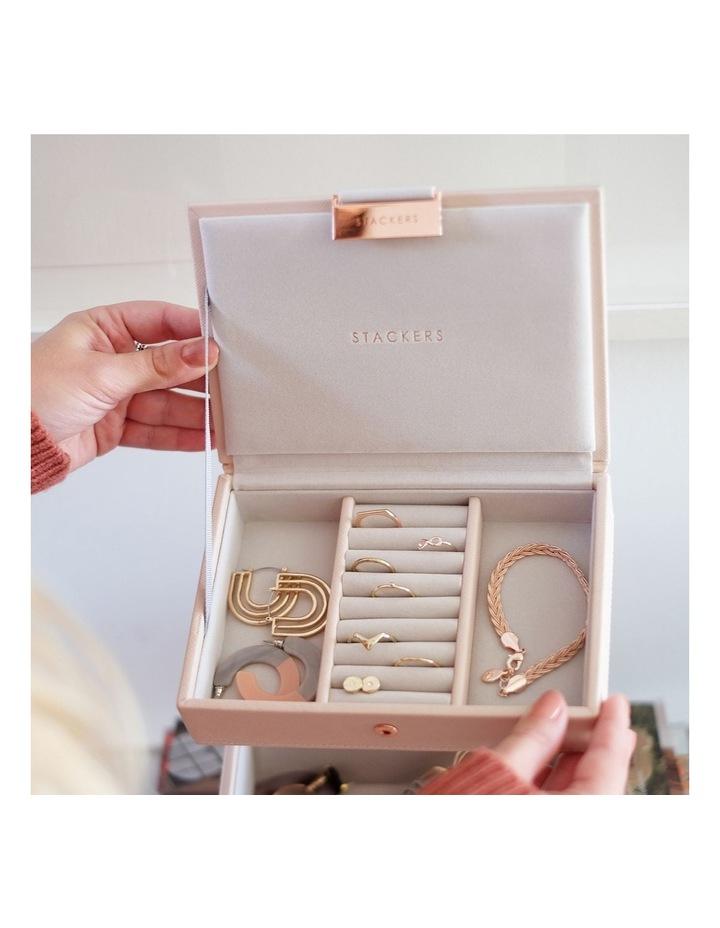 Mini Lid Blush Jewellery Box image 4