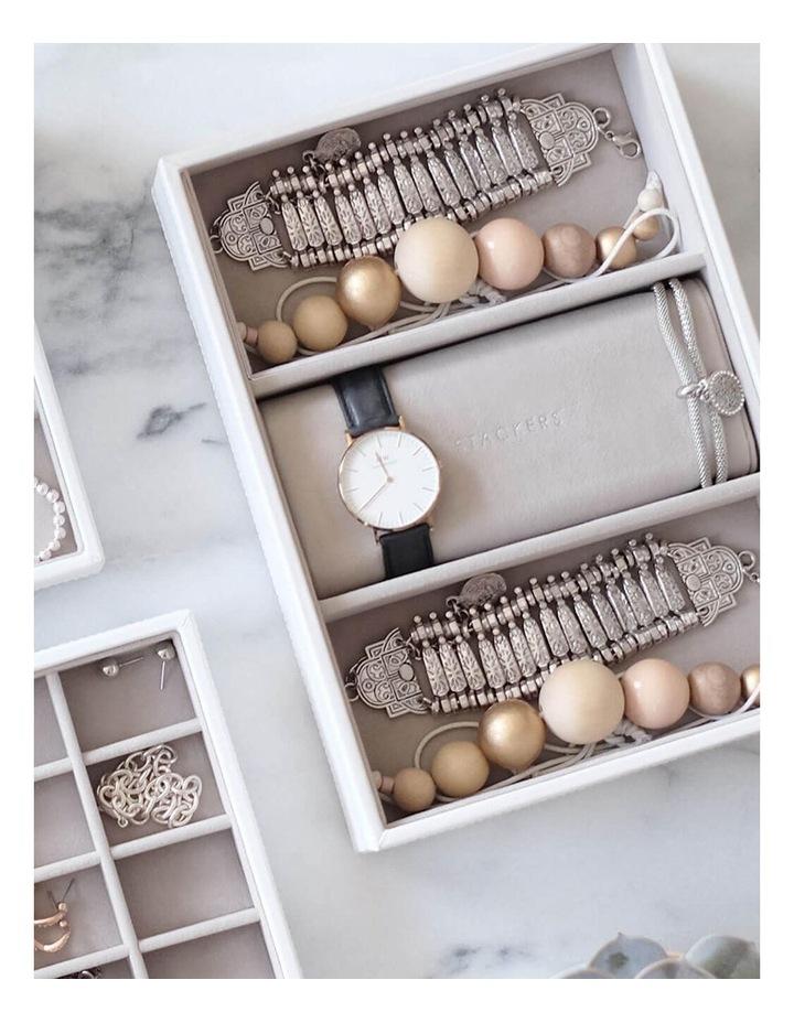 Watch Bracelet Pad Grey Jewellery Box image 5