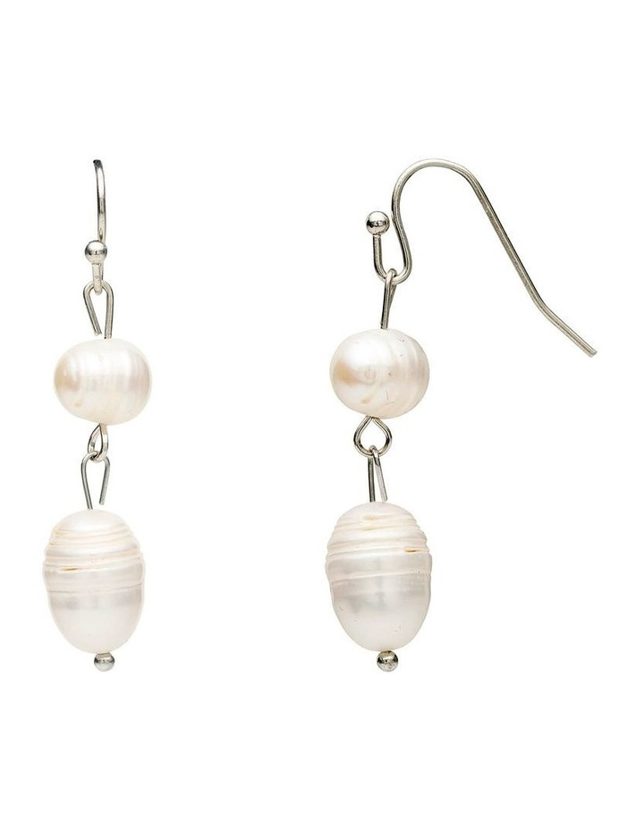 Freshwater Pearl & Crystal Set image 5