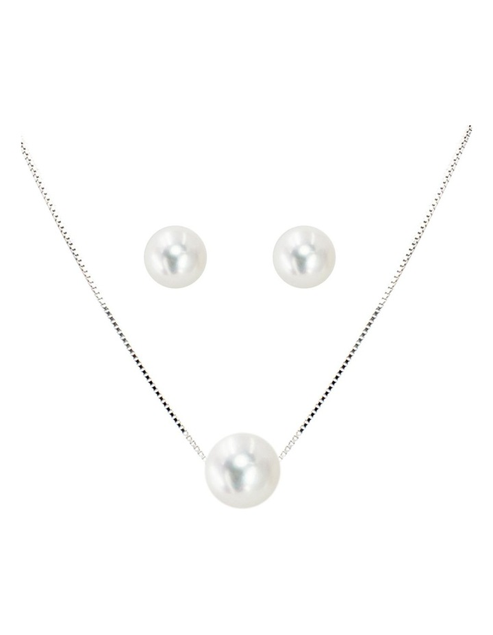 Forever Pearl Necklace image 2