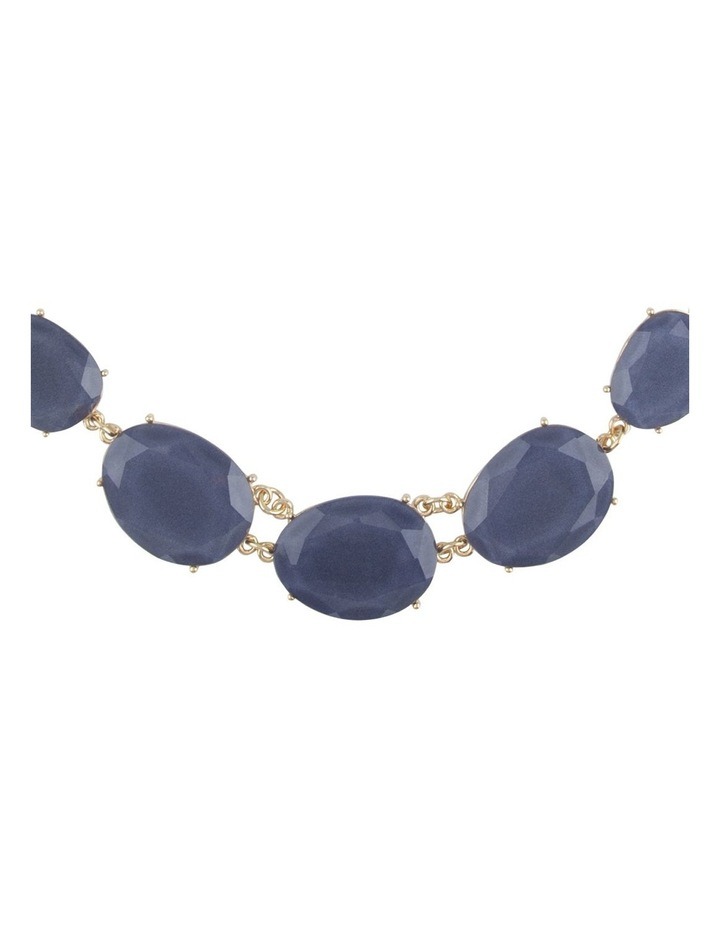 Indigo Statement Necklace image 2