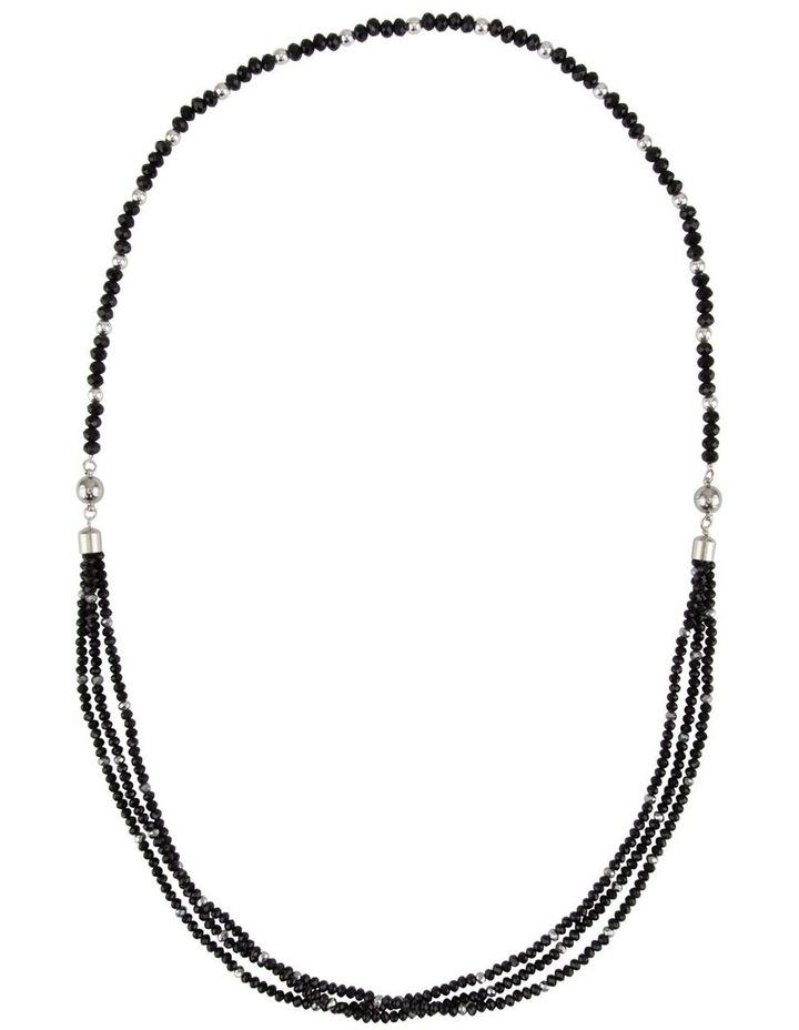 Facet Bead Multi Wear  Necklace image 1