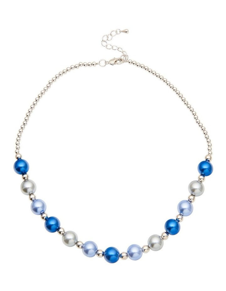 Phased Pearl Necklace image 1