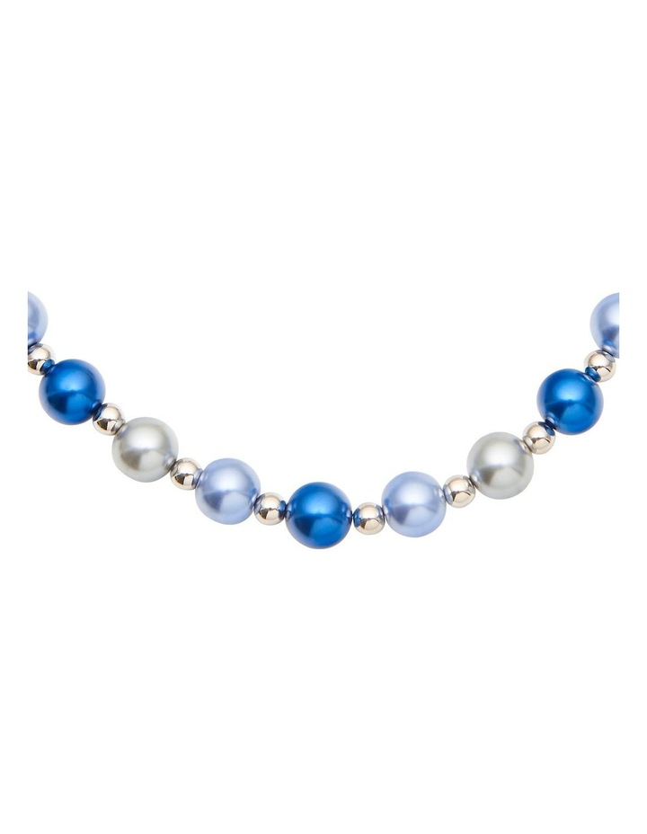Phased Pearl Necklace image 2