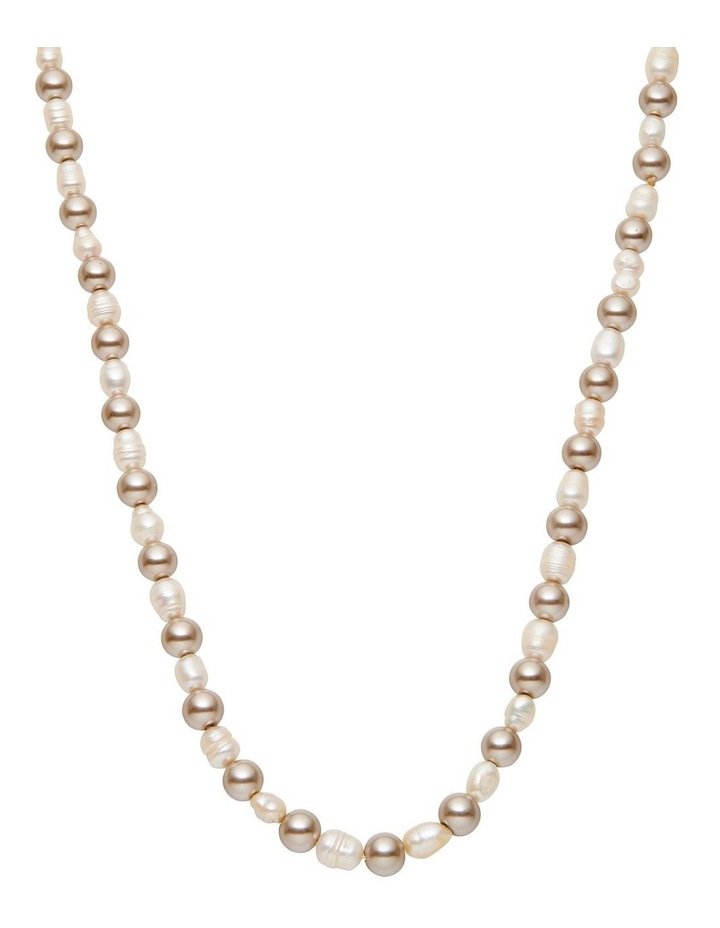 Mix Pearl Necklace image 2