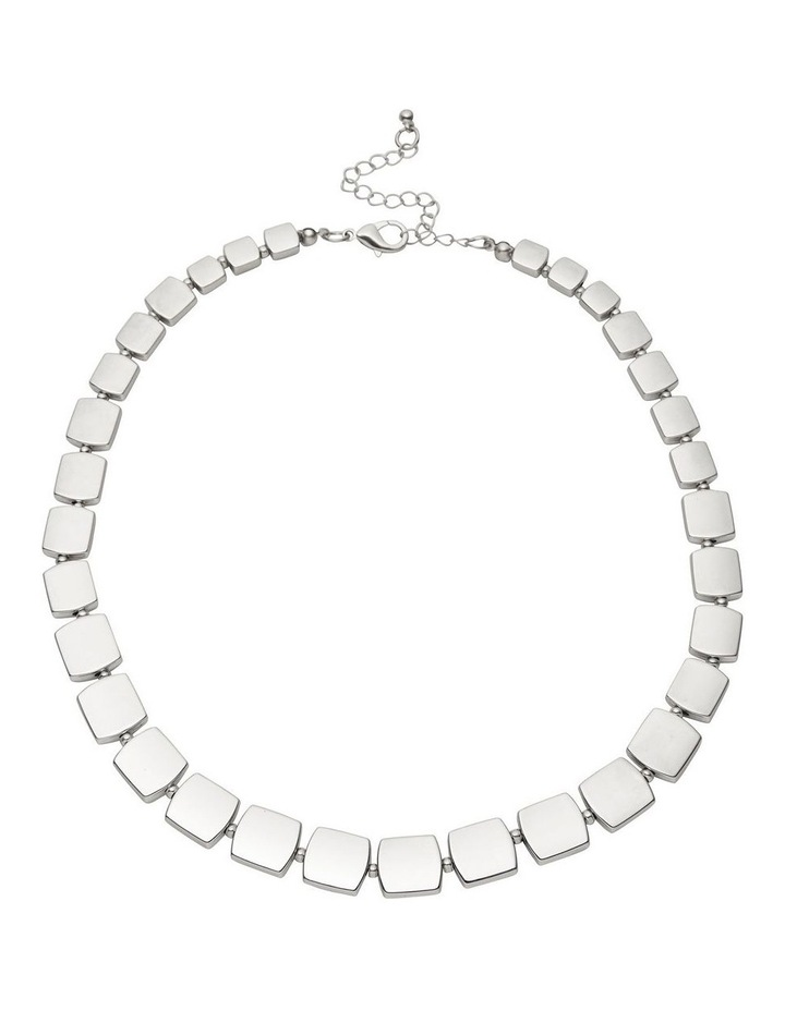 Square Collar Necklace image 1
